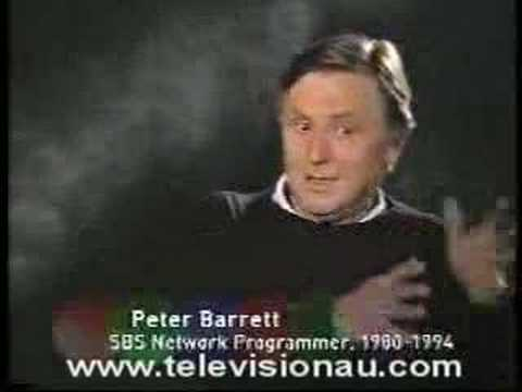 SBS Test Transmission 1979