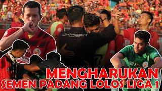 #Haru !! Begini Keadaan Stadion Usai Semen Padang FC Usai Promosi Ke Liga 1