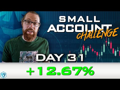 Day 31 of My New Small Account Day Trading Challenge   Recap by Ross Cameron