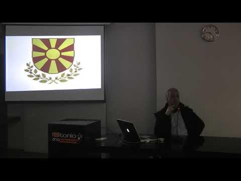 Μέρος Β' - Ν. Λυγερός - Μακεδονική στρατηγική. Fotonio Events & more. Ναύπλιο, 14/02/2019