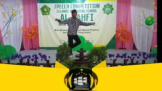 Story Telling Speech Competition 2019 Assafin Club