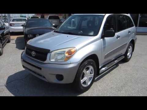 Rare 2005 Toyota Rav4 With Manual Transmission For Sale Youtube