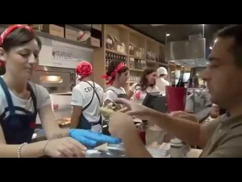 Mercato Centrale Roma - Kromosoma