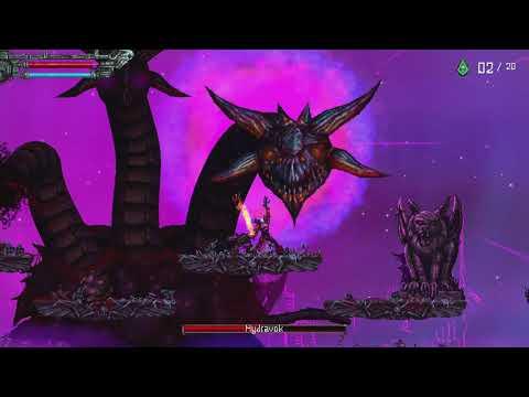 Valfaris - This game is MEEETAAAAALLLLL!!!  