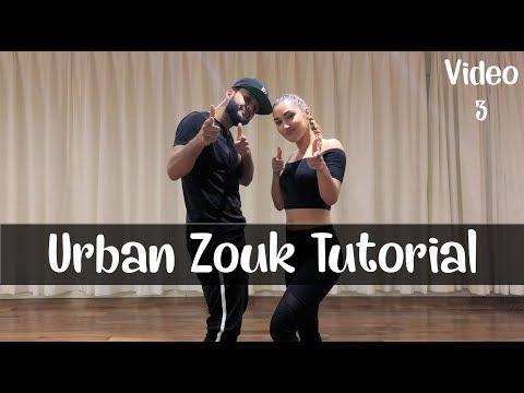 Charles Espinoza Urban Zouk Tutorial  3 Block Groove