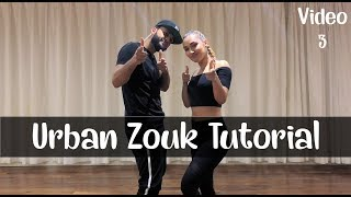 Baixar Charles Espinoza Urban Zouk Tutorial (Video 3) Block Groove