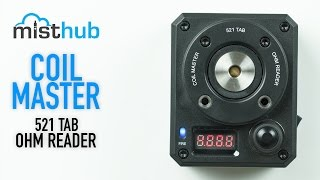 Coil Master 521 Tab Video