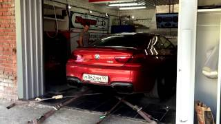 Настройка авто на Unlim 500+ 30-31 мая 2015 / setup BMW M6 F13 M6 Evotech st3 800-850 hp and 1100nm