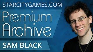 StarCityGames Premium Archive - 11/7/14 - Sam Black Standard Jeskai Heroic Combo - Round 2