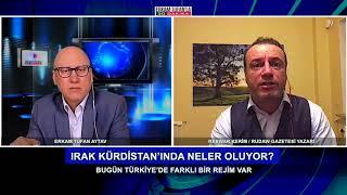 KÜRDİSTAN'DA NELER OLUYOR?- REBWAR KERİM RUDAW GAZETESİ YAZARI- 27.10.2017