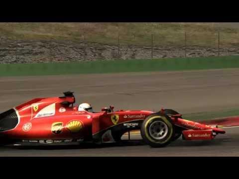 Assetto Corsa - Red Pack DLC - Ferrari SF-15T [1080p 60FPS] |