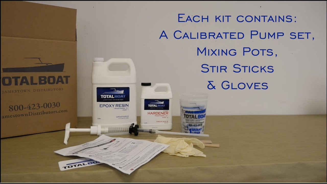 5:1 Traditional Epoxy Kits