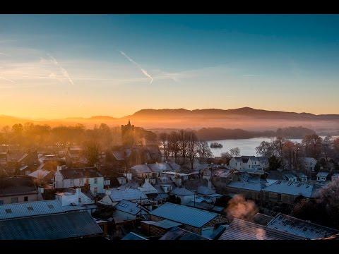 Castle Douglas Winter Sunrise
