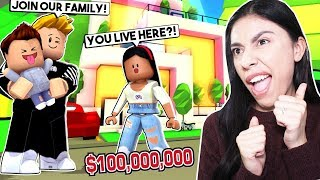 i-became-a-gold-digger-so-i-could-live-in-a-millionaire-mansion-roblox-roleplay-adopt-me
