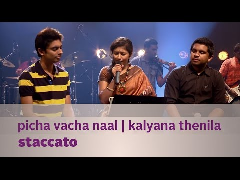 Picha Vacha Naal | Kalyana Thenila - Staccato - Music Mojo - Kappa TV
