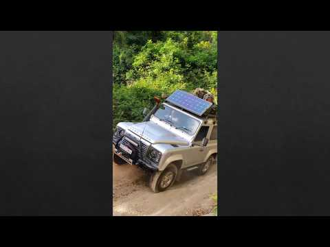 Weipa to Chilli Beach via the Frenchman's Track