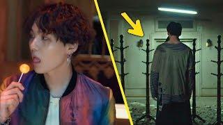 Lo que NO VISTE de BTS FAKE LOVE Teaser 1 | SisiuveMustDie
