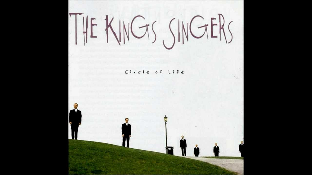 King's Singers - Kiss from a Rose - YouTube