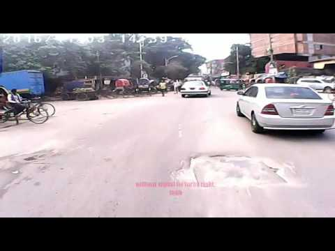 Riding through Tejgaon | industrial area | Dhaka city riding | Bangladesh | Motovlogging