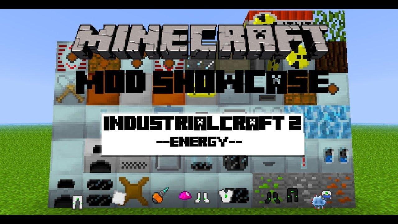 [1.2.5]Minecraft Mod Showcase: IndustrialCraft 2 - Pt. 2 ...