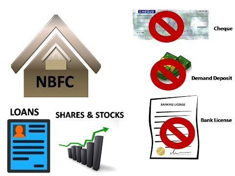 What is NBFC in India ? | Explained in Hindi | nbfc vs bank