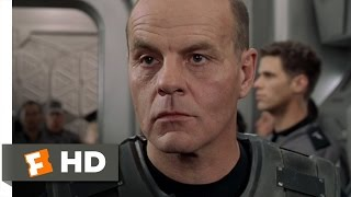 Starship Troopers (3/8) Movie CLIP - Welcome to the Rough Necks (1997) HD