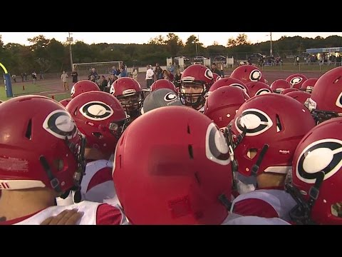 Cheshire is for real; Rams knock off West Haven 42-28