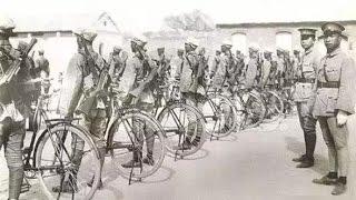 德国和日本的自行车战术有何不同 ?