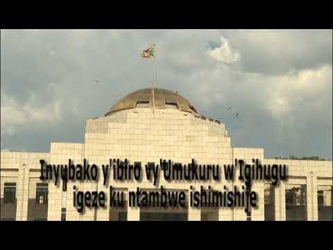 Umwaka w'2017 mu Burundi, wabaye umwaka w'ibikorwa bihesha iteka igihugu cikukiye, kitakizera inze