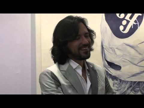 Juan Francisco Casas interview - Docks Art Fair 2011