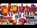 Transformers Generations Power Of The Primes Optimus Prime, Rodimus Prime! Go! - DuDuPopTOY