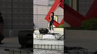 2018.8.5KSK プロジェクト、広島アリスガーデン、平内真矢さん⑤の「涙の...