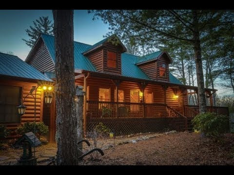 Blue Sky Cabin Rentals - Bearadise Lodge - 5 Bedroom ...