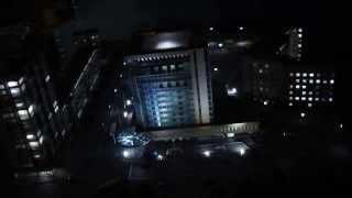 Макет гостиницы в г. Харьков(Макет гостиницы в Харькове, изготовлен в масштабе 1:200 Макетная мастерская