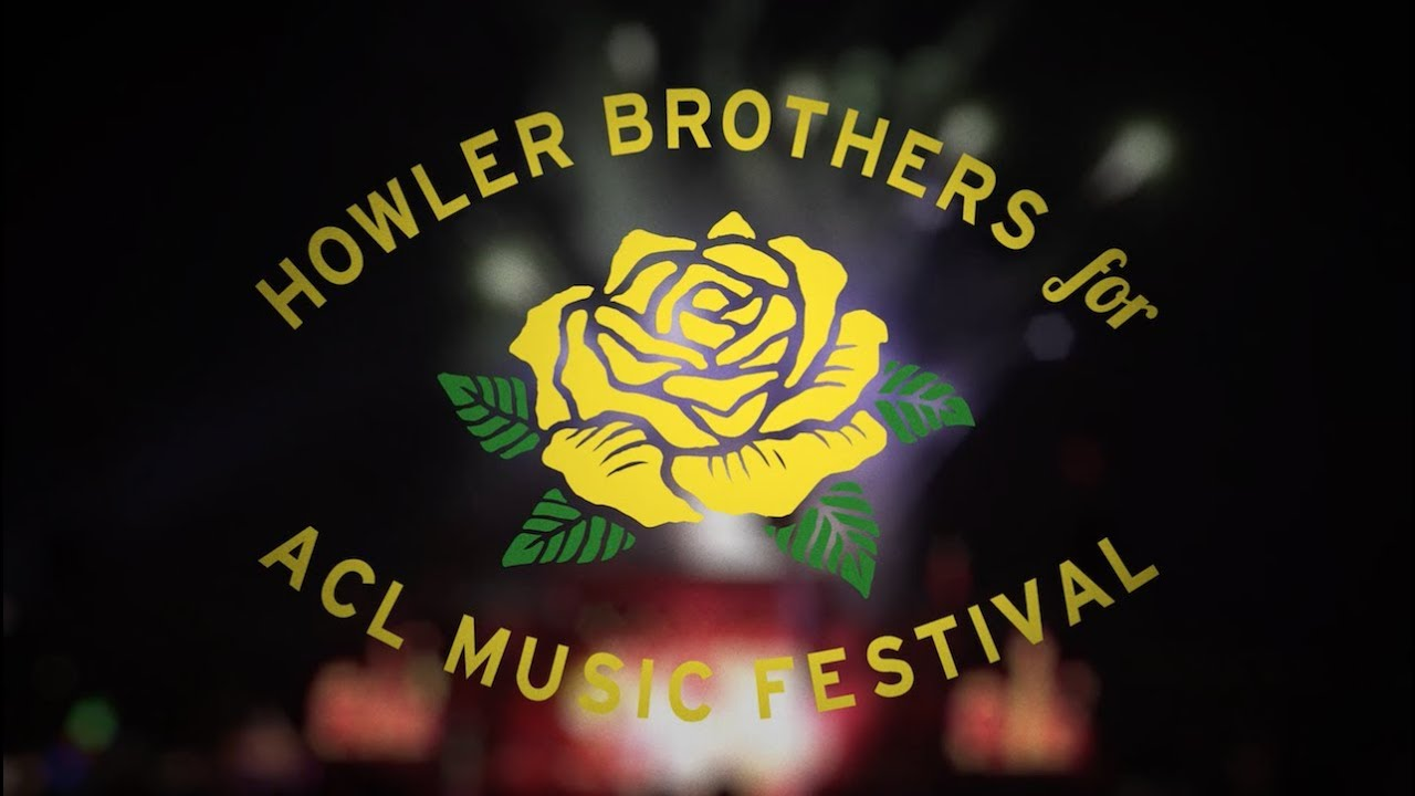 Howler Brothers for ACL Music Festival