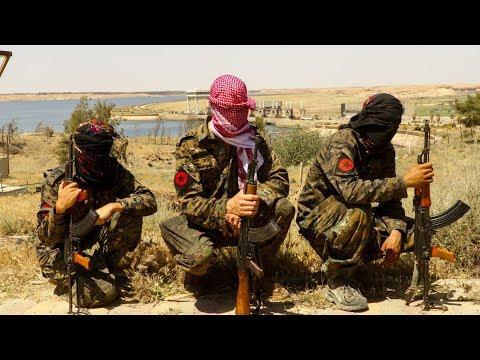 أعلنت -قوات سوريا الديمقراطية-، سيطرتها على كتلة من المعامل في المدينة الصناعية في دير الزور  - 19:21-2017 / 9 / 17