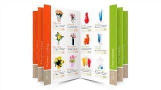 Cómo hacer un catálogo de productos en Publisher
