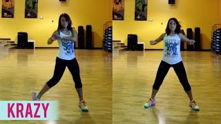 Pitbull - Krazy (Dance Fitness with Jessica)