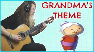 """Grandma's Theme"" from The Legend of Zelda: Wind Waker 