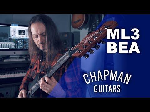 Chapman Guitars ML3 BEA / Mesa Boogie Mark V:25 - Metal Test