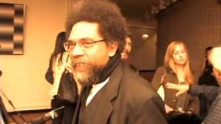 Cornel West – Hot Indie News Shout Out (18-Mar-2011)