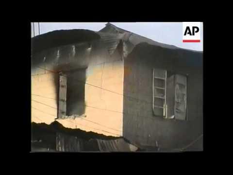 NIGERIA: KADUNA: RELIGIOUS RIOTS AFTERMATH
