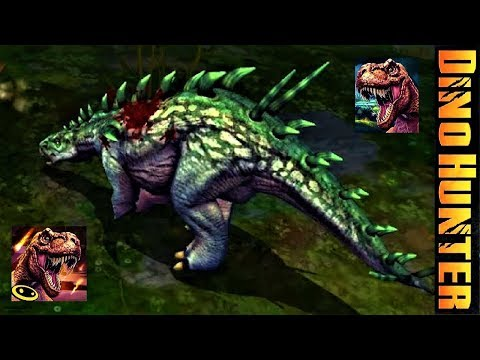Dino Hunter Deadly Shores [Region 5] [Assault Rifle & Bow Series Hunting]
