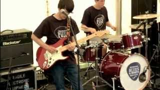 Lazenby Young Blues Guitarist Award Final 2014