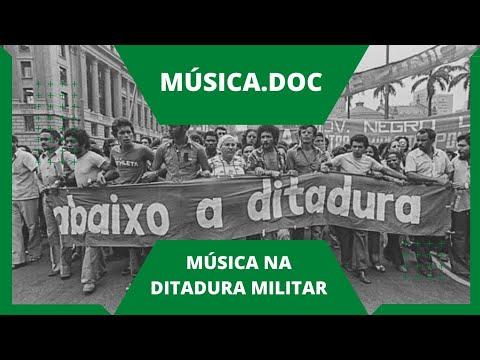 Música.Doc - Ditadura Militar