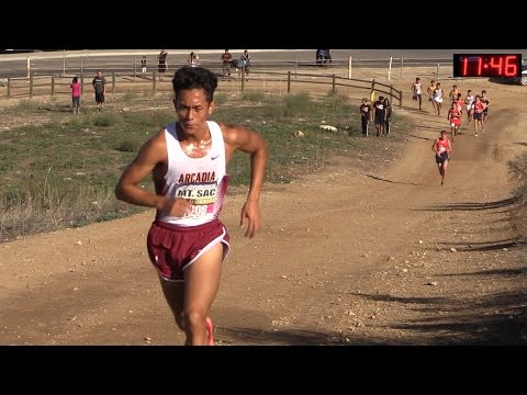 2015 XC - Mt. SAC Invite - Div1+2 - Men's Sweepstakes  (Race 60)
