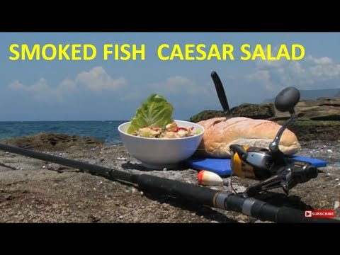 Blackened tuna salad with Jerk dressing from YouTube · Duration:  4 minutes 24 seconds