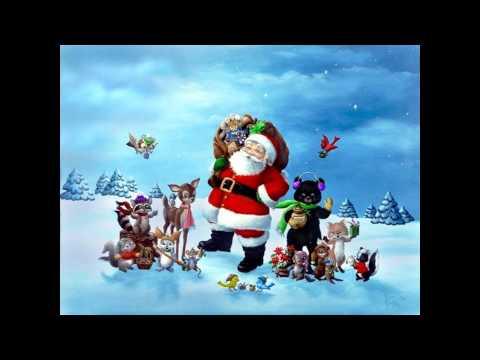 animals christmas song