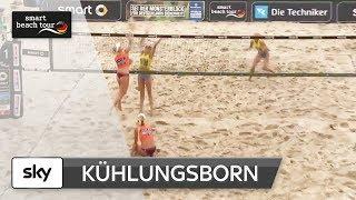 Das Frauen-Finale in voller Länge | Kühlungsborn - smart beach tour 2017