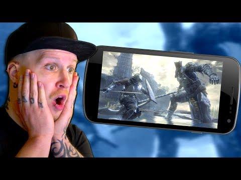 DARK SOULS On MOBILE!? | Animus Gameplay